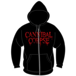 Cannibal Corpse - Butchered At Birth  Mens Hoodie In Black