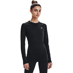 Under Armour - Womens Authentics Crew Long-Sleeve T-Shirt