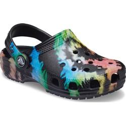 Crocs -Kids Classic Tie Dye Graphic Clog