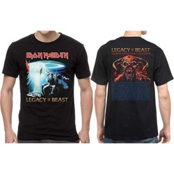 Iron Maiden - Mens Two Minutes To Midnight T-Shirt