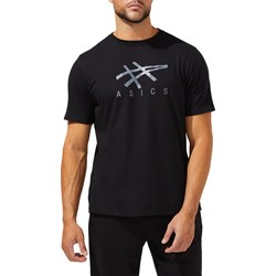 Asics - Mens Stripe T-Shirt