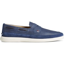Sperry Top-Sider - Mens Gold Cabo Plushwave Penny Loafers
