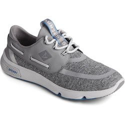 Sperry Top-Sider - Mens 7 Seas Heathered Textile Shoes
