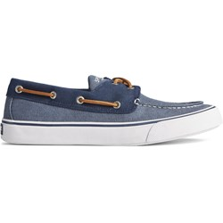 Sperry Top-Sider - Mens Bahama Ii Waxy Canvas Boat Shoes