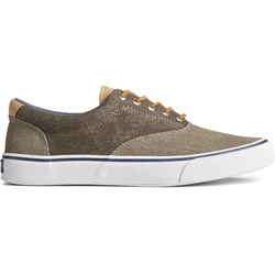 Sperry Top-Sider - Mens Striper Ii Cvo Waxy Canvas Shoes