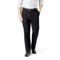 Dockers - Mens New Sig Stretch Classic Flat Front Pant
