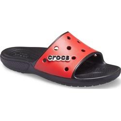 Crocs - Unisex Classic Crocs Colorblock Slide Sandals