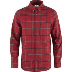Fjallraven - Mens Ovik Comfort Flannel Shirt