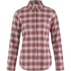 Fjallraven - Womens Ovik Flannel Shirt