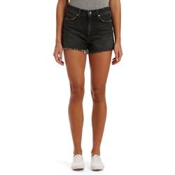 Mavi - Womens Millie Mid Smoke Denim Shorts