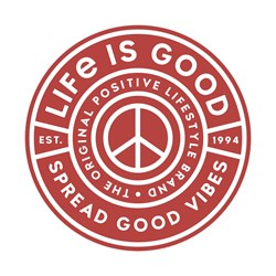 Life Is Good - Magnet Spread Good Vibes Magnets