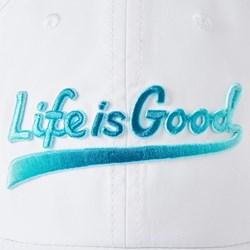 Life Is Good - Unisex Active Chill C Gradient Ballyard Hat