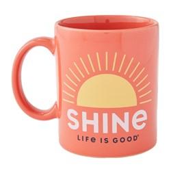 Life Is Good - Jake'S Sun Shine Coffee Mug