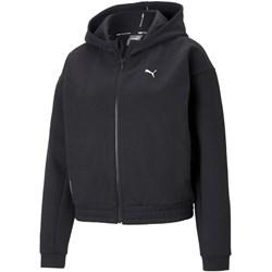 Puma - Womens Train Favorite Fleece Full-Zip Plus