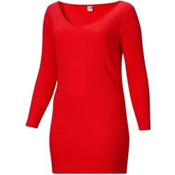Puma - Womens Classics Ribbed Bodycon Dress Plus