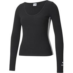 Puma - Womens Classics Rib Long Sleeve Top