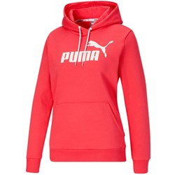 Puma - Womens Ess Logo Fl (S) Us Hoodie