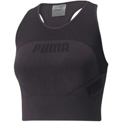 Puma - Womens Evostripe Evoknit Croptop