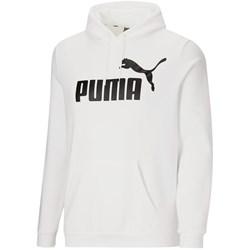 Puma - Mens Ess Big Logo Hoodie Fl Bt