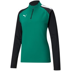 Puma - Womens Teamliga 1/4 Zip Top