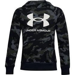 Under Armour - Boys Rival Prtd Fleece Top