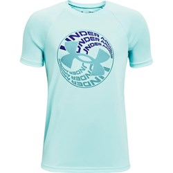Under Armour - Boys Tech Glow Circle T-Shirt
