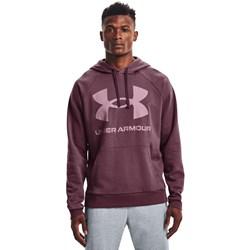 Under Armour - Mens Rival Big Logo Hd Fleece Top