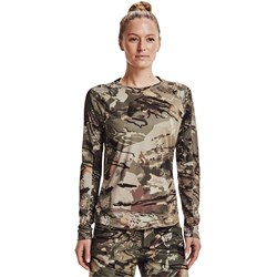 Under Armour - Womens W' Iso-Chill Brushline Long-Sleeve T-Shirt