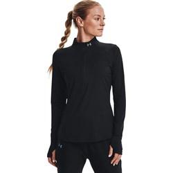 Under Armour - Womens Qualifier Run 2.0 ½ Zip Long-Sleeve T-Shirt