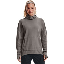 Under Armour - Womens Waffle Funnel Hoodie Long-Sleeve T-Shirt