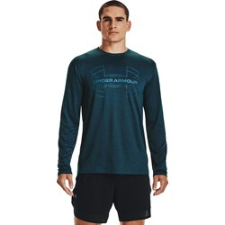 Under Armour - Mens Training Vent Graphic Long-Sleeve T-Shirt