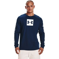 Under Armour - Mens Camo Boxed Sportstyle Long-Sleeve T-Shirt