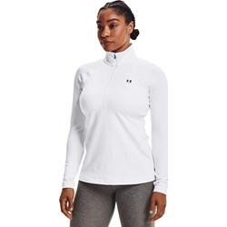 Under Armour - Womens Authentics Coldgear ¼ Zip Long-Sleeve T-Shirt