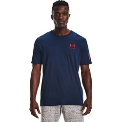 Under Armour - Mens New Freedom Flag T-Shirt