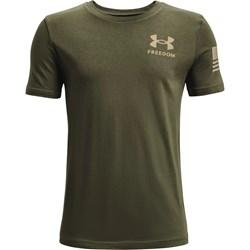 Under Armour - Boys New Freedom Flag 1 T-Shirt