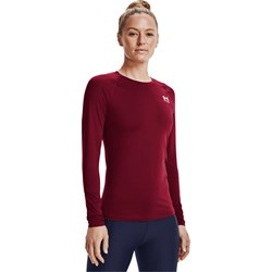 Under Armour - Womens Hg Compression Long-Sleeve T-Shirt