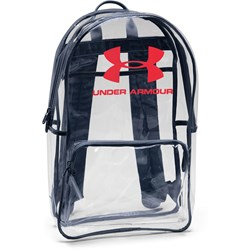 Under Armour - Unisex-Adult Loudon Clear Backpack