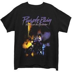 Prince - Mens Purple Rain T-Shirt