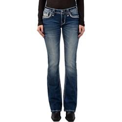 Rock Revival - Womens Raffia B201 Bootcut Jeans