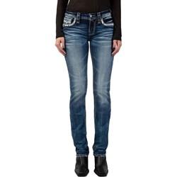 Rock Revival - Womens Leni J218 Straight Jeans