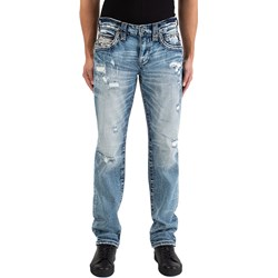 Rock Revival - Mens Brayen J220 Straight Jeans