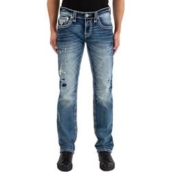 Rock Revival - Mens Sandstorm J200 Straight Jeans