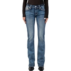 Rock Revival - Womens Colleen RP2615B206 Bootcut Jeans