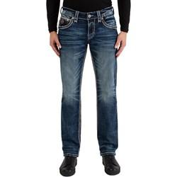 Rock Revival - Mens Citronelle RP3568J200 Straight Jeans