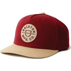 Brixton - Mens Crest C Mp Snapback Hat