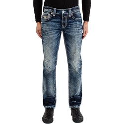 Rock Revival - Mens Marty RP2301A202 Alternative Straight Jeans