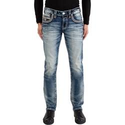 Rock Revival - Mens Earnesto RP2352A209 Alternative Straight Jeans