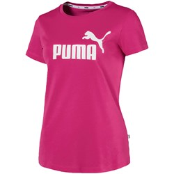 Puma - Womens Ess Logo Us T-Shirt