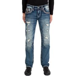 Rock Revival - Mens Cypress RP3529J206 Straight Jeans