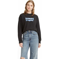 Levis - Womens Graphic Standard Crewsweater